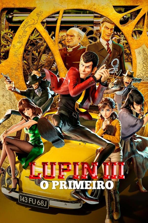 Assistir Lupin III: O Primeiro Online