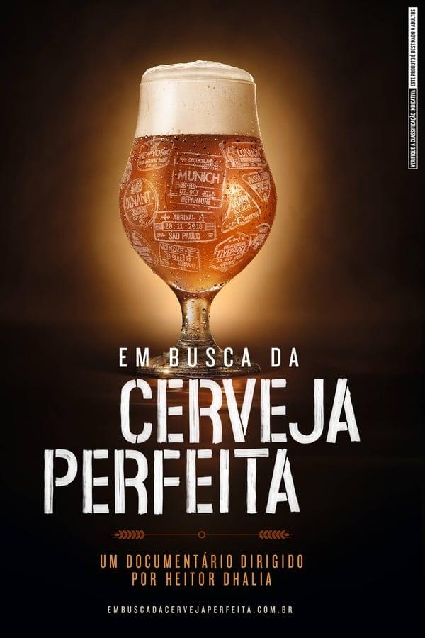 Em Busca da Cerveja Perfeita poster, capa, cartaz