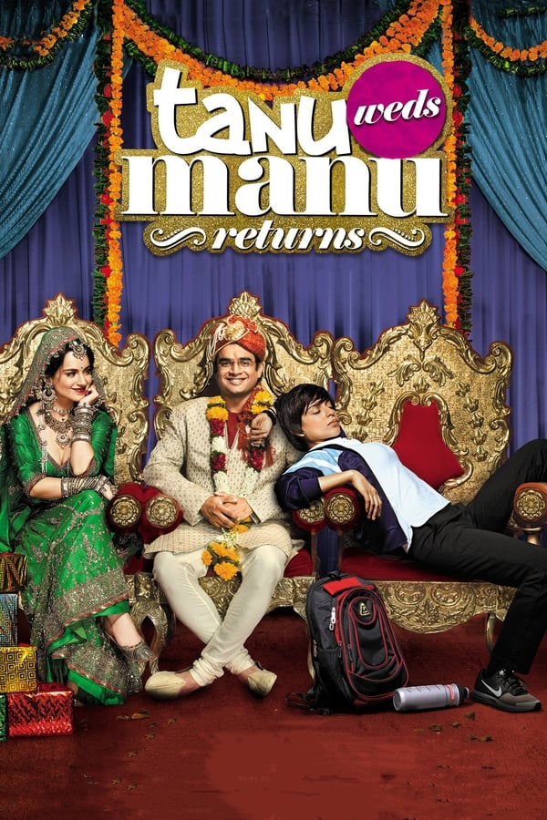 Tanu Weds Manu Returns (2015) Hindi Full Movie 1080p Blu-Ray | 720p | 1.80GB | 950MB | Download | Watch Online | Direct Links | GDrive