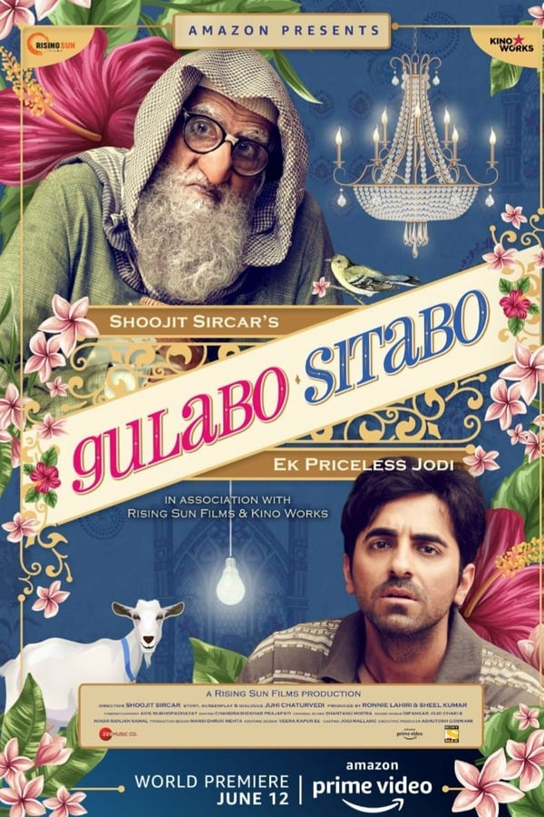 Gulabo Sitabo (2020) Hindi   x264 WEB-DL   1080p   720p   480p   Download   Watch Online   GDrive   Direct Links