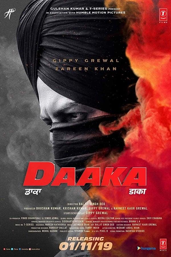 Daaka (Punjabi)