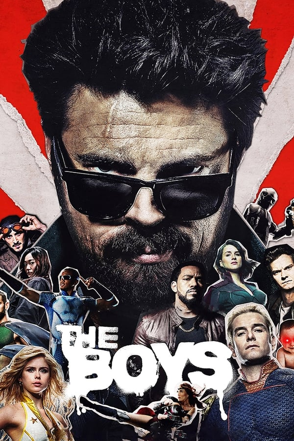 The Boys S01 (2020) 1080p AMZN WEB-DL HIN-Multi DD+5.1 H 264-Telly