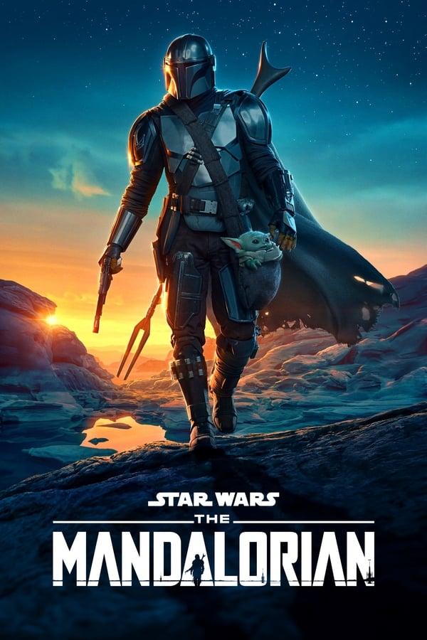 The Mandalorian (2019) Poster