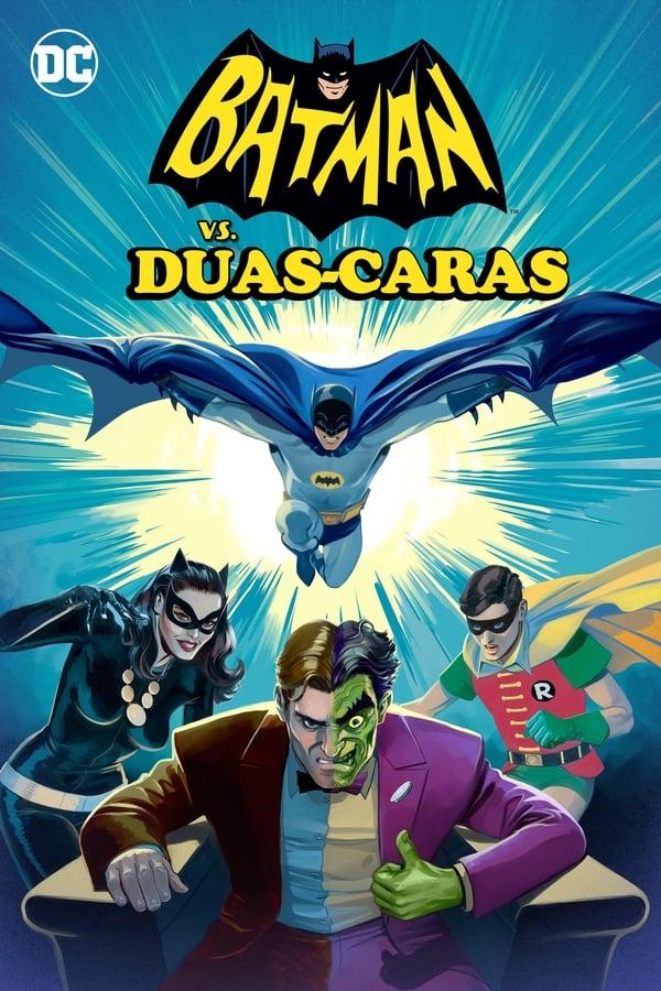 Assistir Batman vs. Duas-Caras Online
