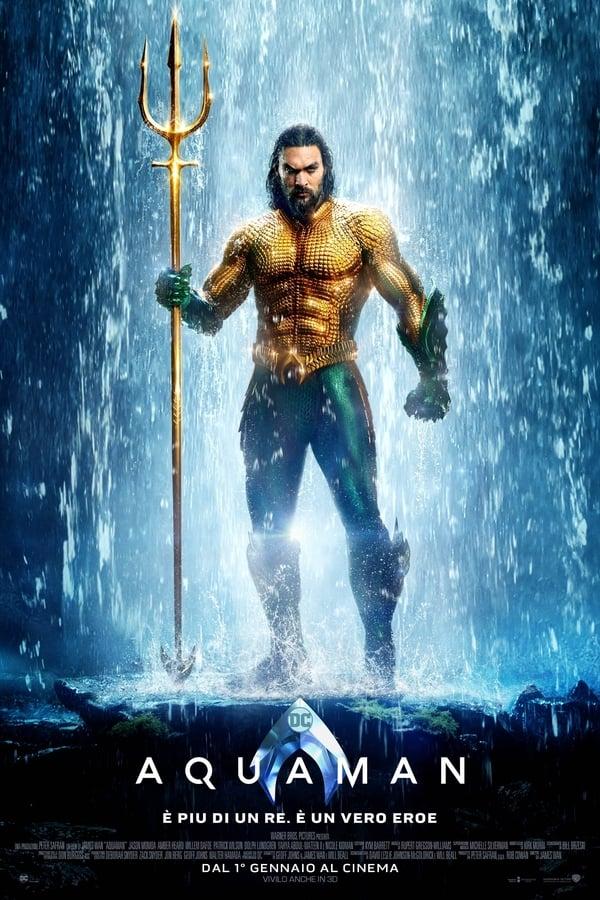 Guarda Aquaman Streaming 2018 HD HD Streaming