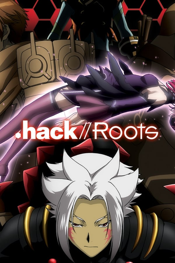 Assistir .hack//Roots Online