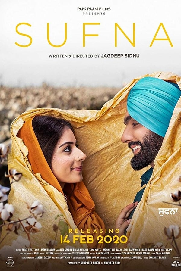 Sufna (2020) Punjabi | x264 WEB-DL | 1080p | 720p | Download