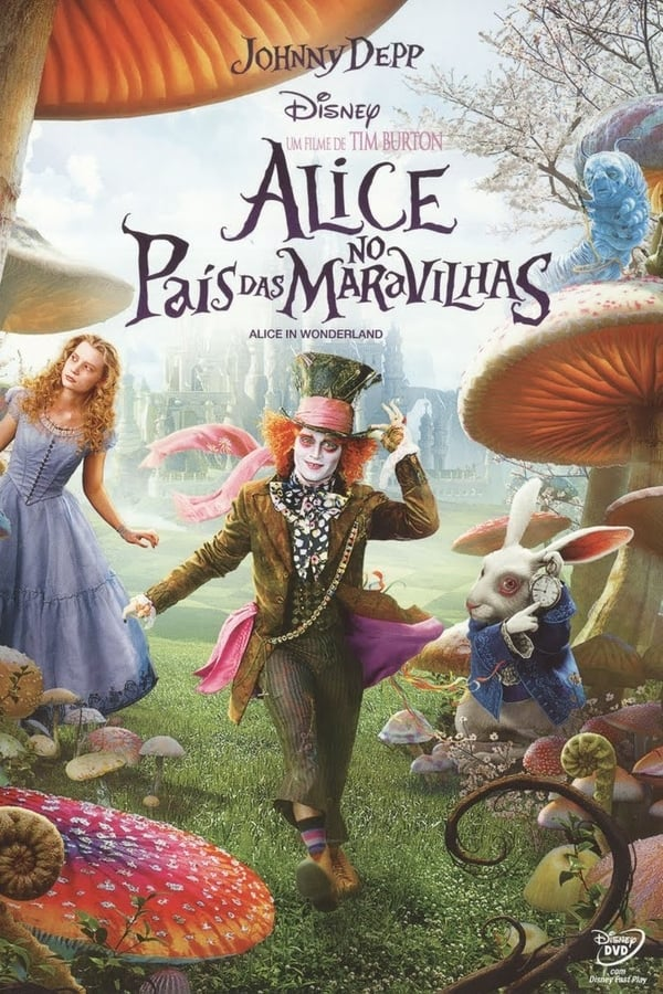 Assistir Alice no País das Maravilhas Online