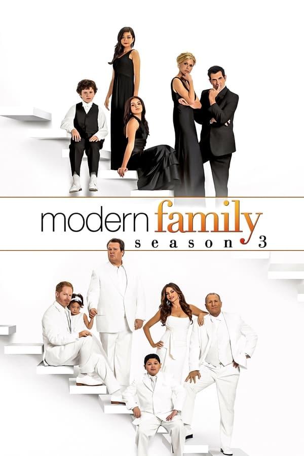 Moderni šeima (3 sezonas)