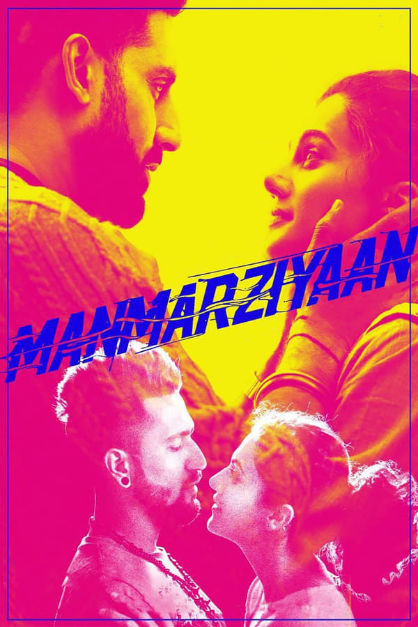 Manmarziyaan (2018) Hindi WEB-Rip | 720p | 480p | 1.30 GB, 415 MB | Download Bollywood Movie | Watch Online | GDrive | Direct Links