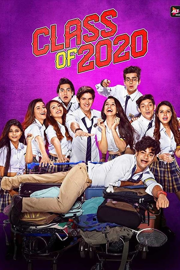 Class of 2020   2020   Hindi   S02 Complete   1080p   720p   WEB-DL