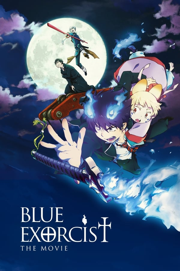 Ao no Exorcist: Filme