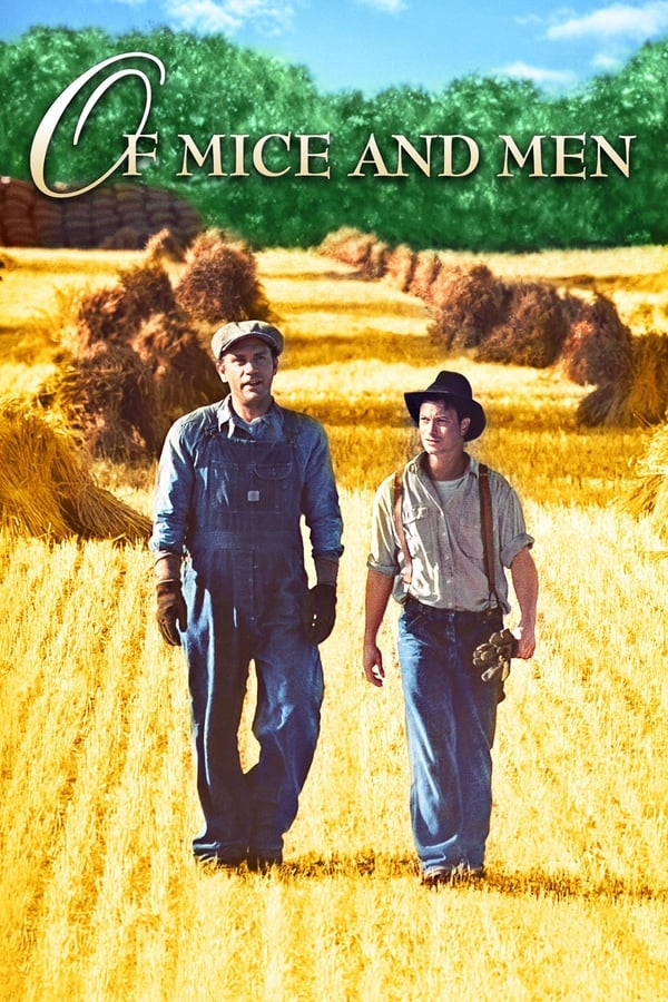 Of Mice and Men (1992) Poster