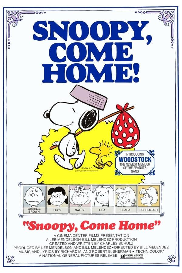 Assistir Volte Para Casa, Snoopy Online