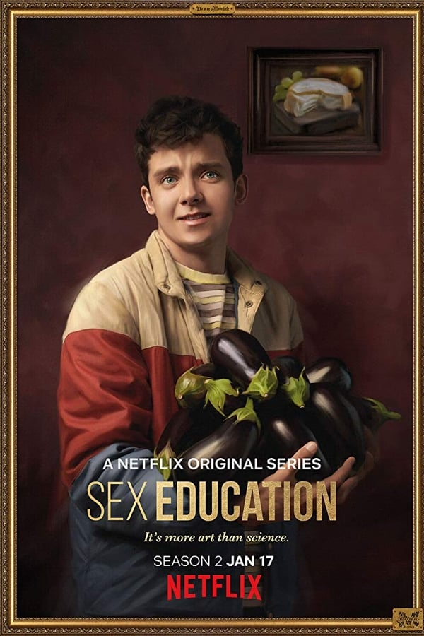 Sex Education S02 [Hindi + English] Dual Audio | x264 NF WEB-DL | 1080p | 720p | 480p | DOwnload Netflix Exclusive | GDrive | Direct Links
