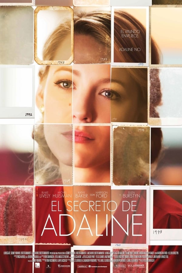 El Secreto de Adaline (The Age of Adaline)