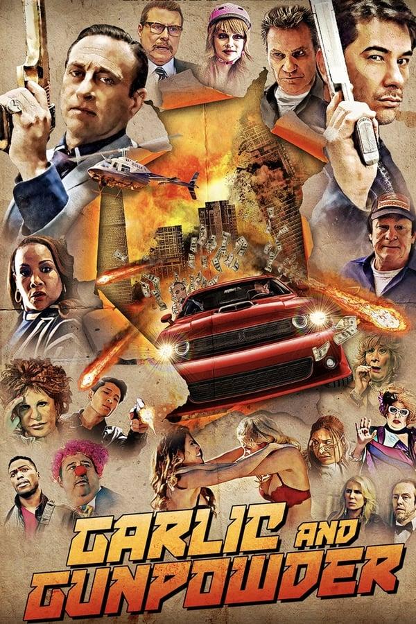 Garlic & Gunpowder (2017) English Full Movie 1080p WEB-DL | 720p | 1.5GB | 860MB | Download | Watch Online | Direct Links | GDrive