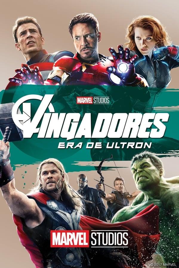Assistir Vingadores: Era de Ultron Online