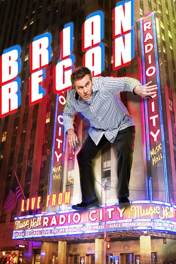 Brian Regan: Live From Radio City Music Hall 2015