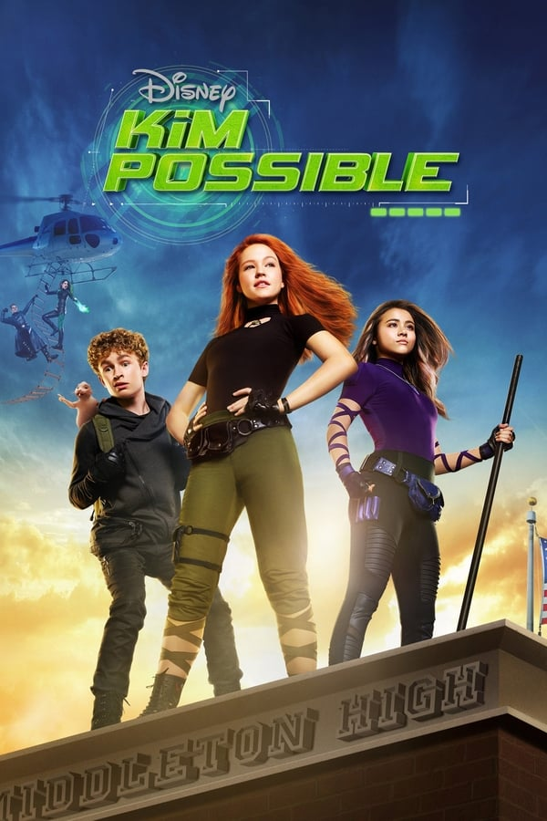 Assistir Kim Possible Online