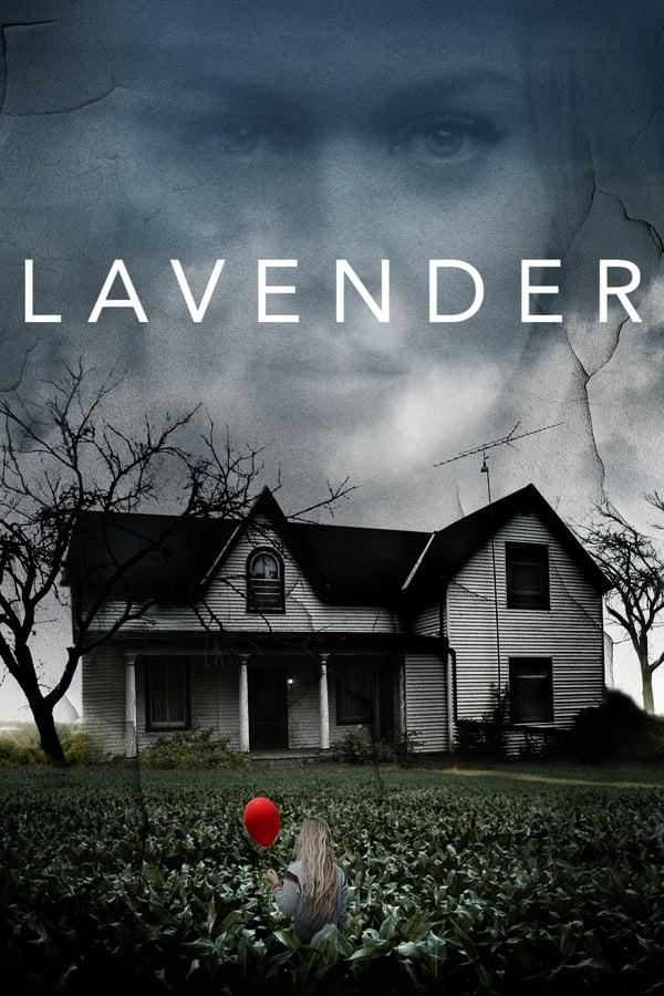 Lavender poster, capa, cartaz