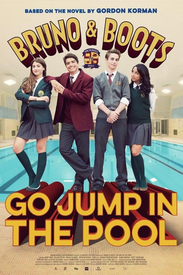 Bruno y Botas: Tírense a la piscina
