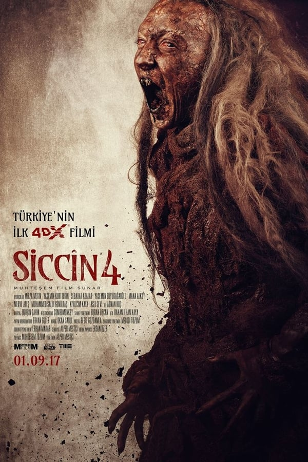 Siccin 4 (2017) Turkish Full Movie 1080p WEB-DL | 720p | 1.25 GB, 800 MB | Free Download | Watch Online | Direct Links | GDrive
