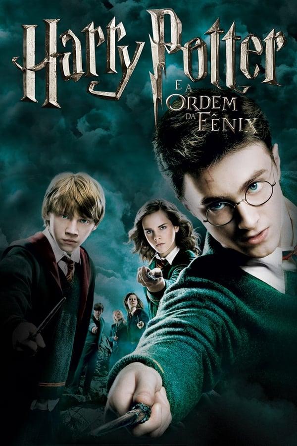 Assistir Harry Potter e a Ordem da Fênix Online