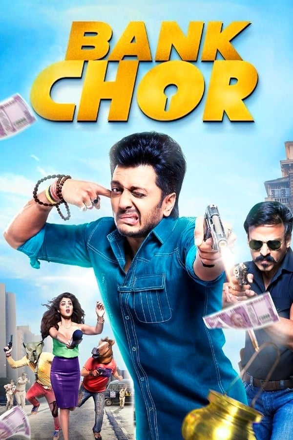 Bank Chor (2017) Hindi | x265 10bit AMZN WEB-Rip HEVC | 1080p | 720p | 480p | Download | Watch Online | GDrive | Direct Links