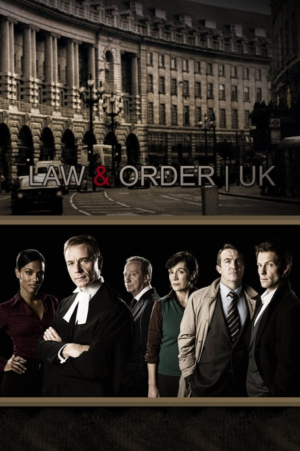 Assistir Law & Order: UK