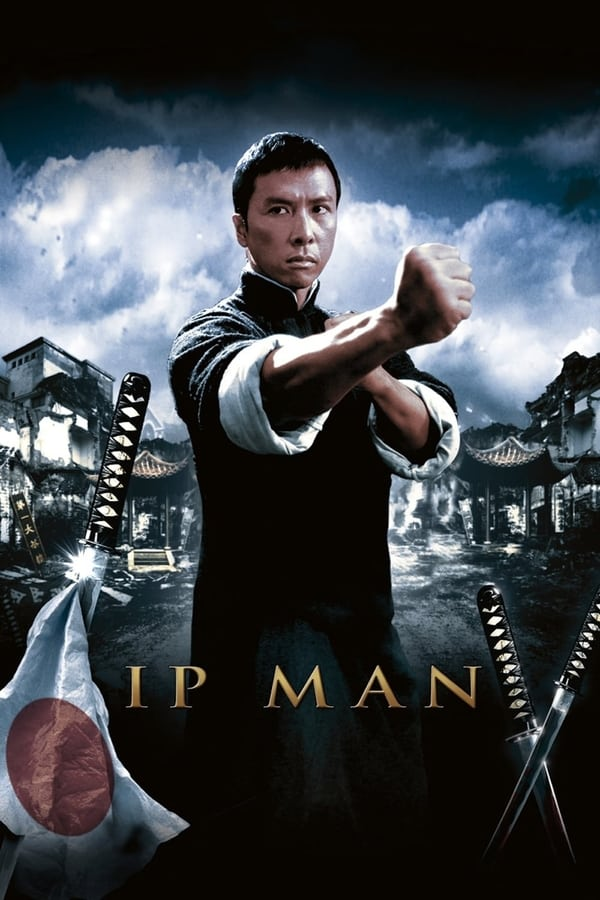 Ip Man (2008) HD 1080p Latino – CMHDD