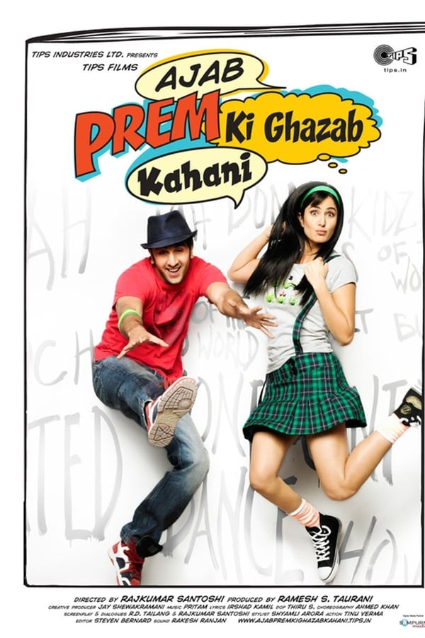 Ajab Prem Ki Ghazab Kahani (2009) [Hindi DD5.1+ESub] | x264 10Bit BluRay | 1080p | 720p | 480p | Download | Watch Online | GDrive | Direct Links