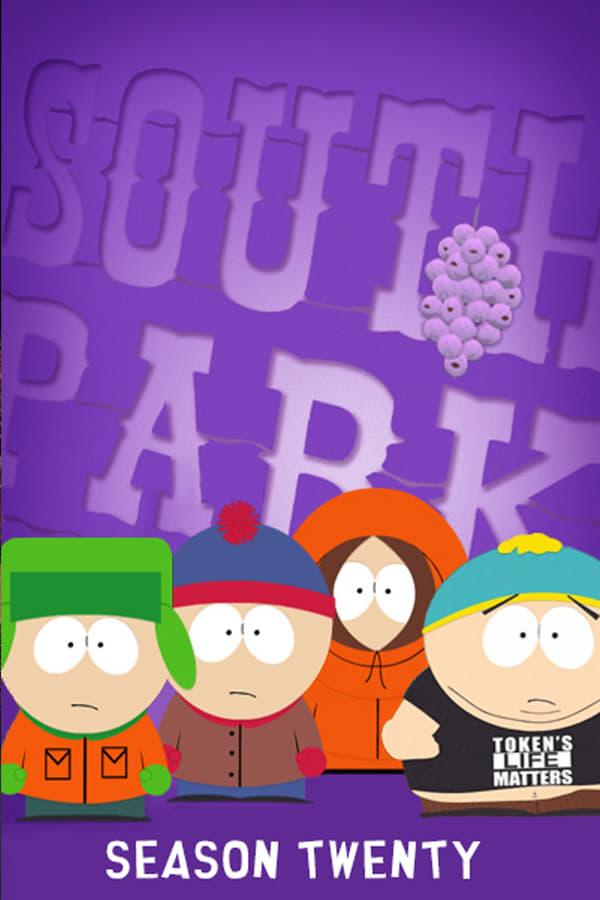 Pietų parkas (20 sezonas)