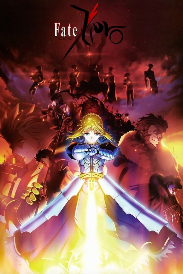 Assistir Fate/Zero Online