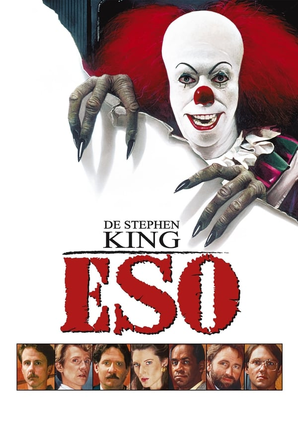 Eso, El Payaso Asesino (It)