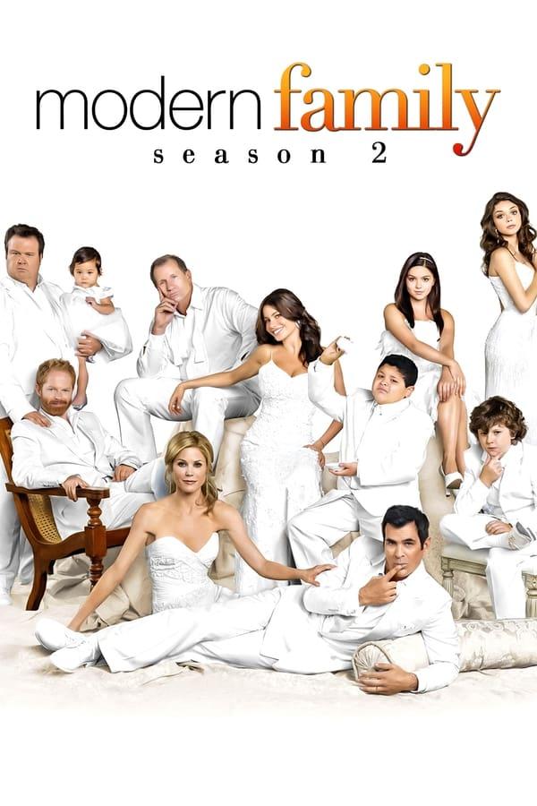 Moderni šeima (2 sezonas)