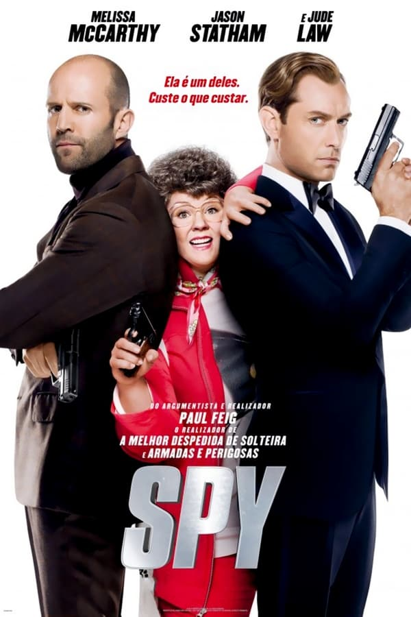 Spy (2015) EXTENDED