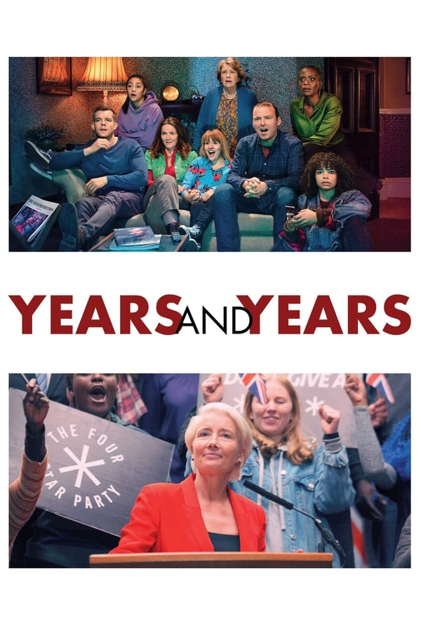 Assistir Years and Years