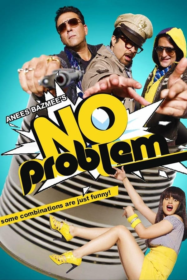No Problem (2010) Hindi Full Movie 1080p WEB-DL | 720p | 2.9GB | 2.5 GB | Download | Watch Online | Direct Links | GDrive