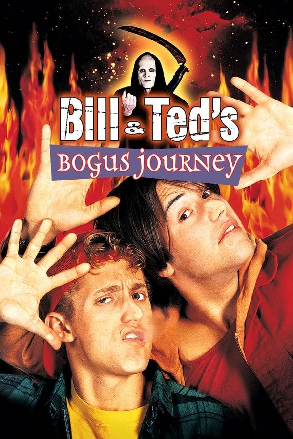 Bill & Ted's Bogus Journey (1991) HD 1080p Latino – CMHDD