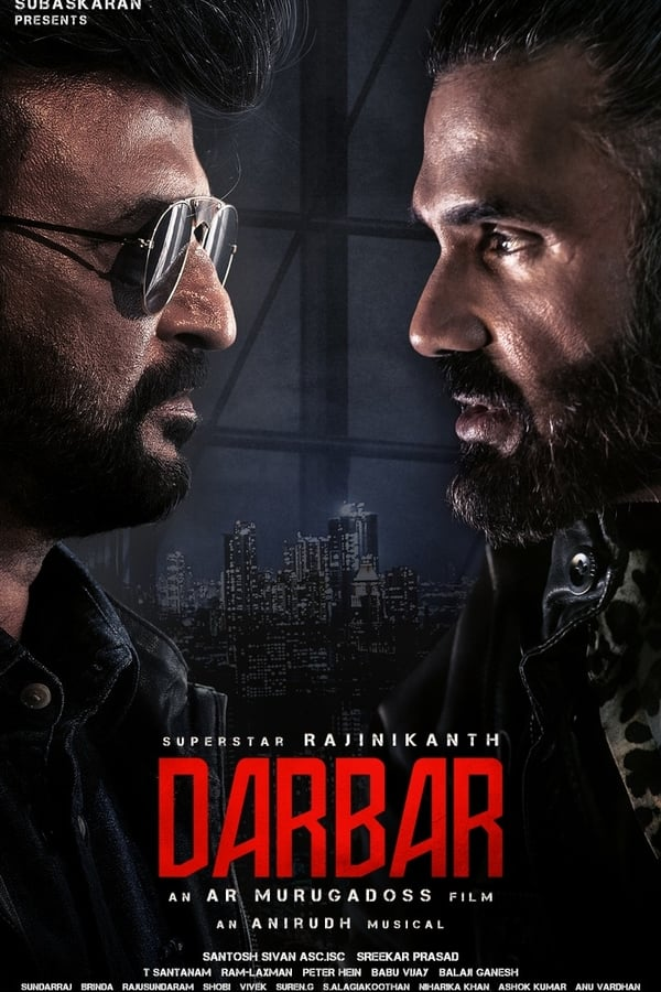 DARBAR (2020) Hindi HDRip 720p HQ MP3 Esub 1.3GB