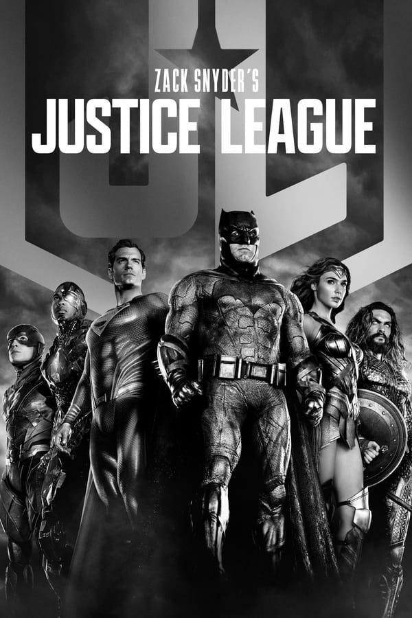 Regarder Zack Snyder's Justice League en Streaming