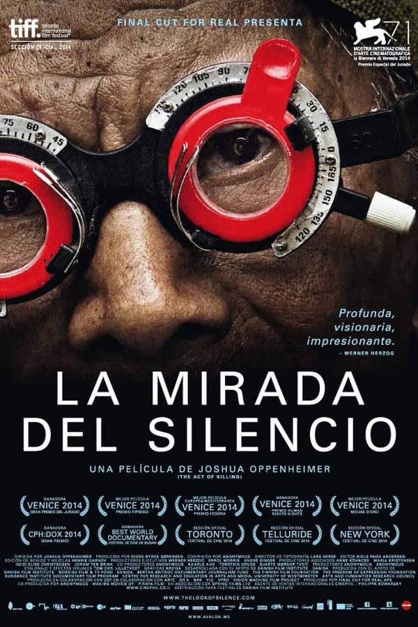 La mirada del silencio (The Look of Silence)