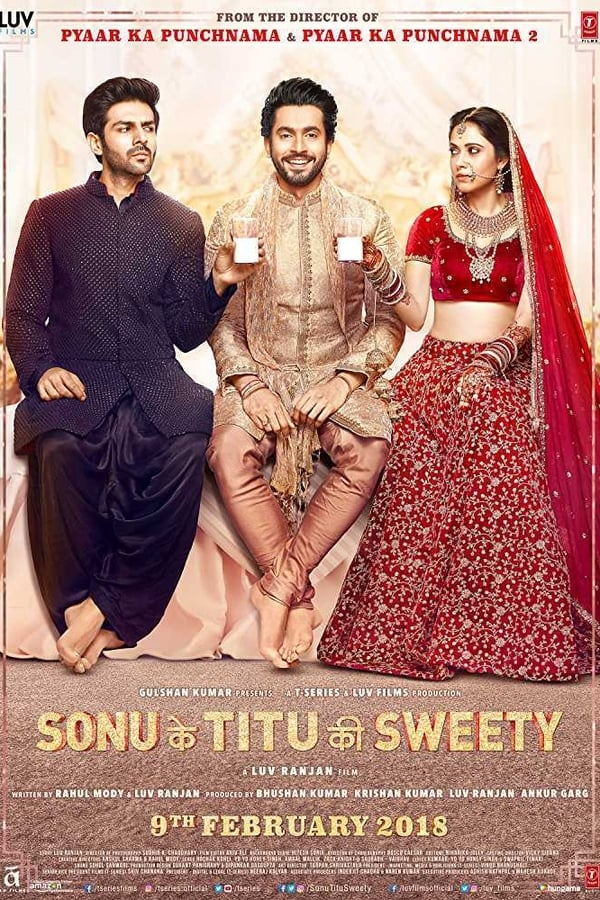 Sonu Ke Titu Ki Sweety (2018) Hindi 1080p | 720p | Blu-Ray | 2.2GB 1.1GB | Download | Watch Online | Direct Links | GDrive
