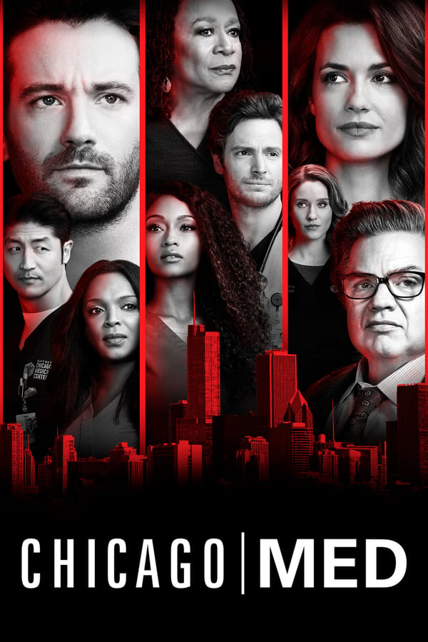 Chicago Med Saison 4 En streaming