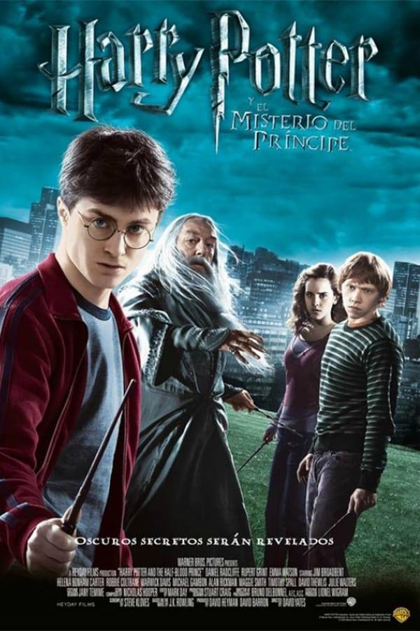Ver Harry Potter y el misterio del príncipe (2009) Online | Cuevana ...