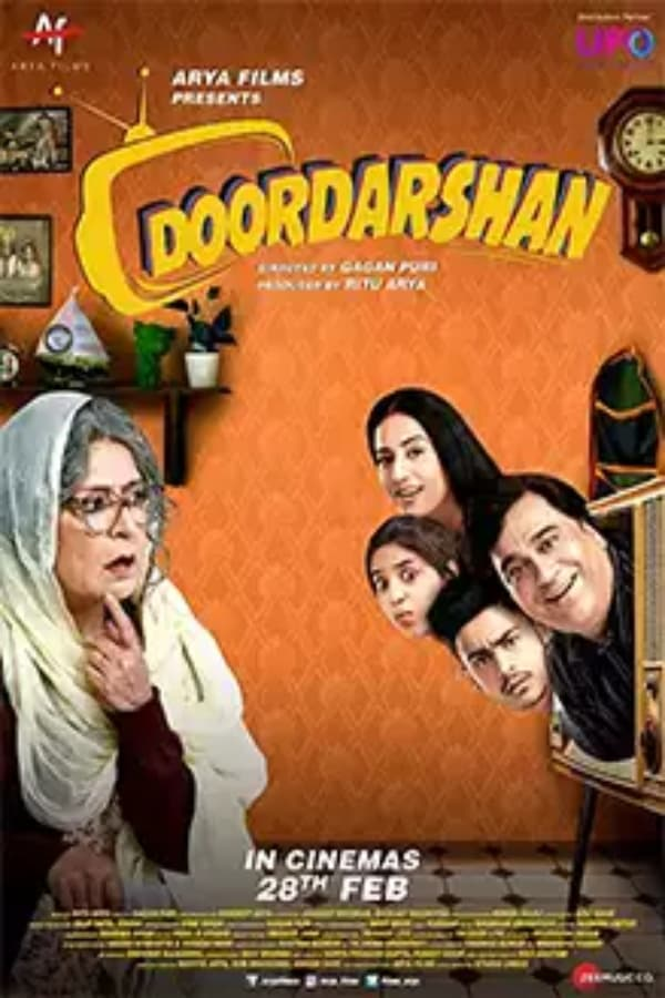 Doordarshan (2020) Hindi | x264 WEB-DL