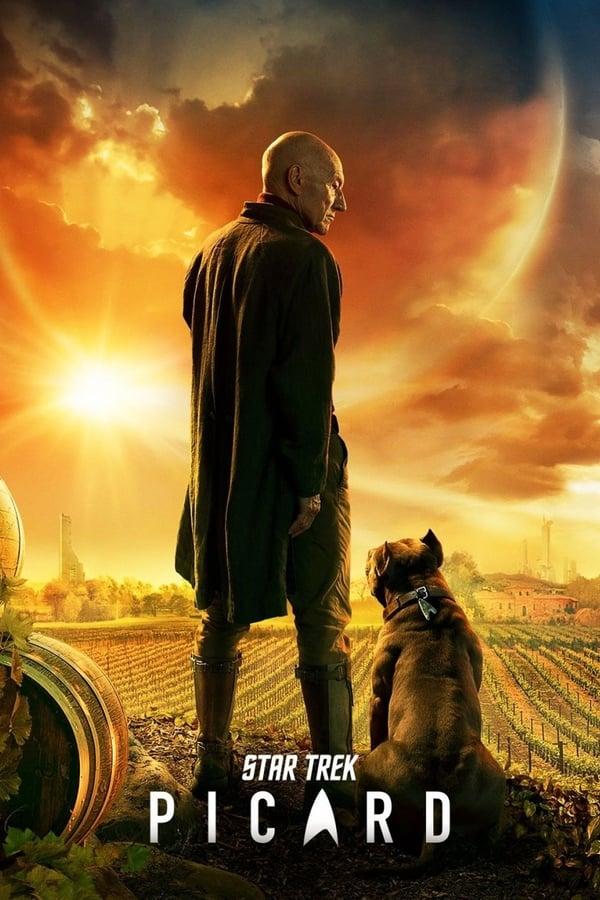 Star Trek, Picard (2020) Primera Temporada REMUX 1080p Latino – CMHDD