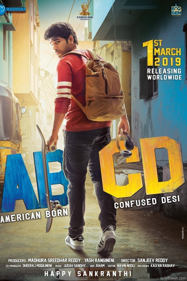 ABCD: American-Born Confused Desi (2019) Telugu 1080p | 720p | 480p WEB-DL | 2.3GB,1GB,600MB | Download | Watch Online | Direct Links | GDrive