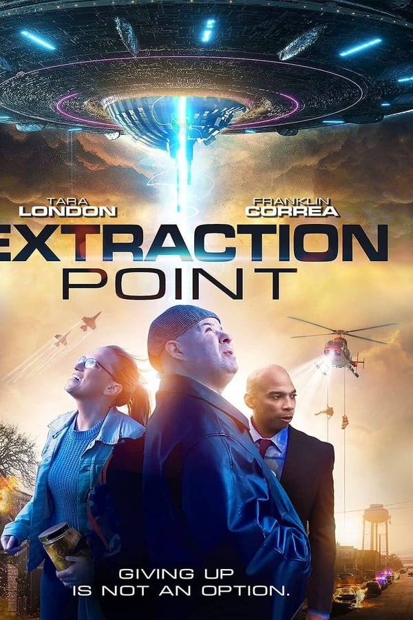 Extraction Point (2021)